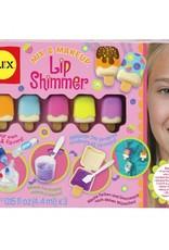 Alex Brands mix & make up- lip shimmer