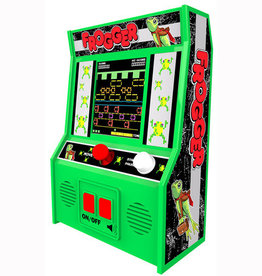 Schylling frogger mini arcade game