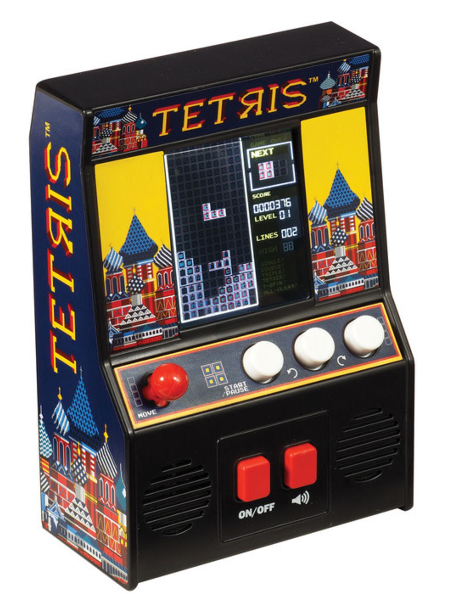 Schylling tetris mini arcade game