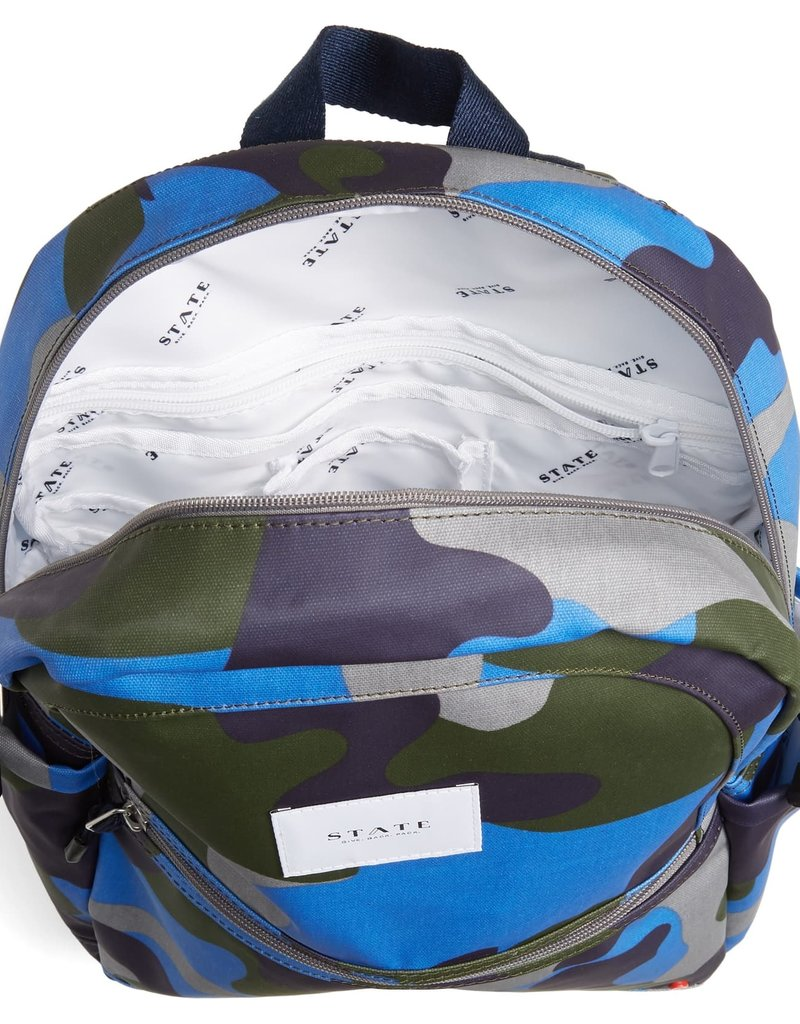 State Bags kane coated- camo
