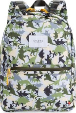 State Bags mini kane dinos- olive