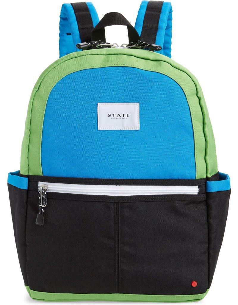 State Bags mini kane- black/green