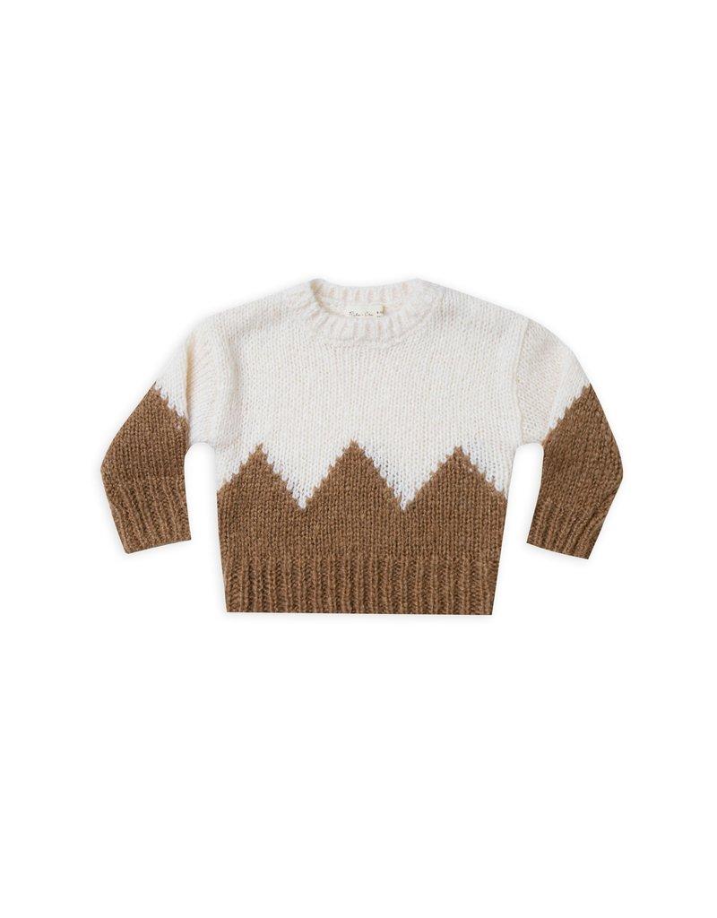 Rylee and Cru aspen sweater