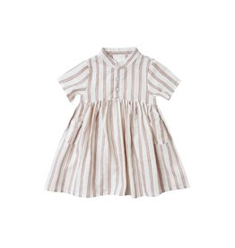 Rylee and Cru stripe esme dress