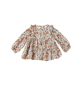 Rylee and Cru bloom piper blouse