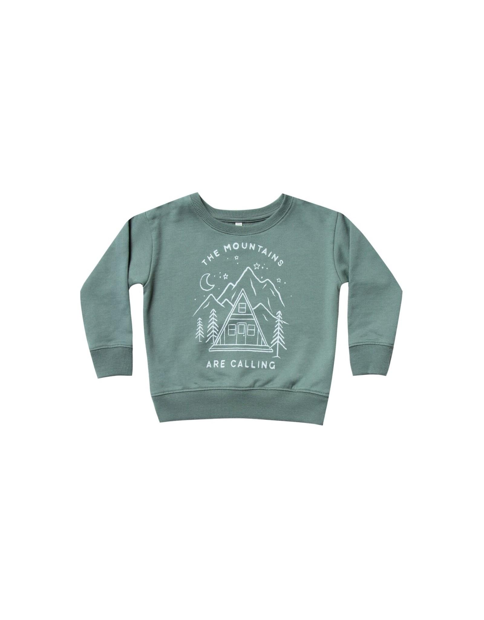 Rylee and Cru mountains are calling sweatshirt