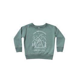 Rylee and Cru mountains are calling sweatshirt