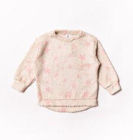 Noé & Zoë blossom stars sweater