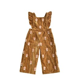 Louise Misha elva overalls-honey