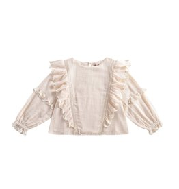 Louise Misha tubi blouse- cream