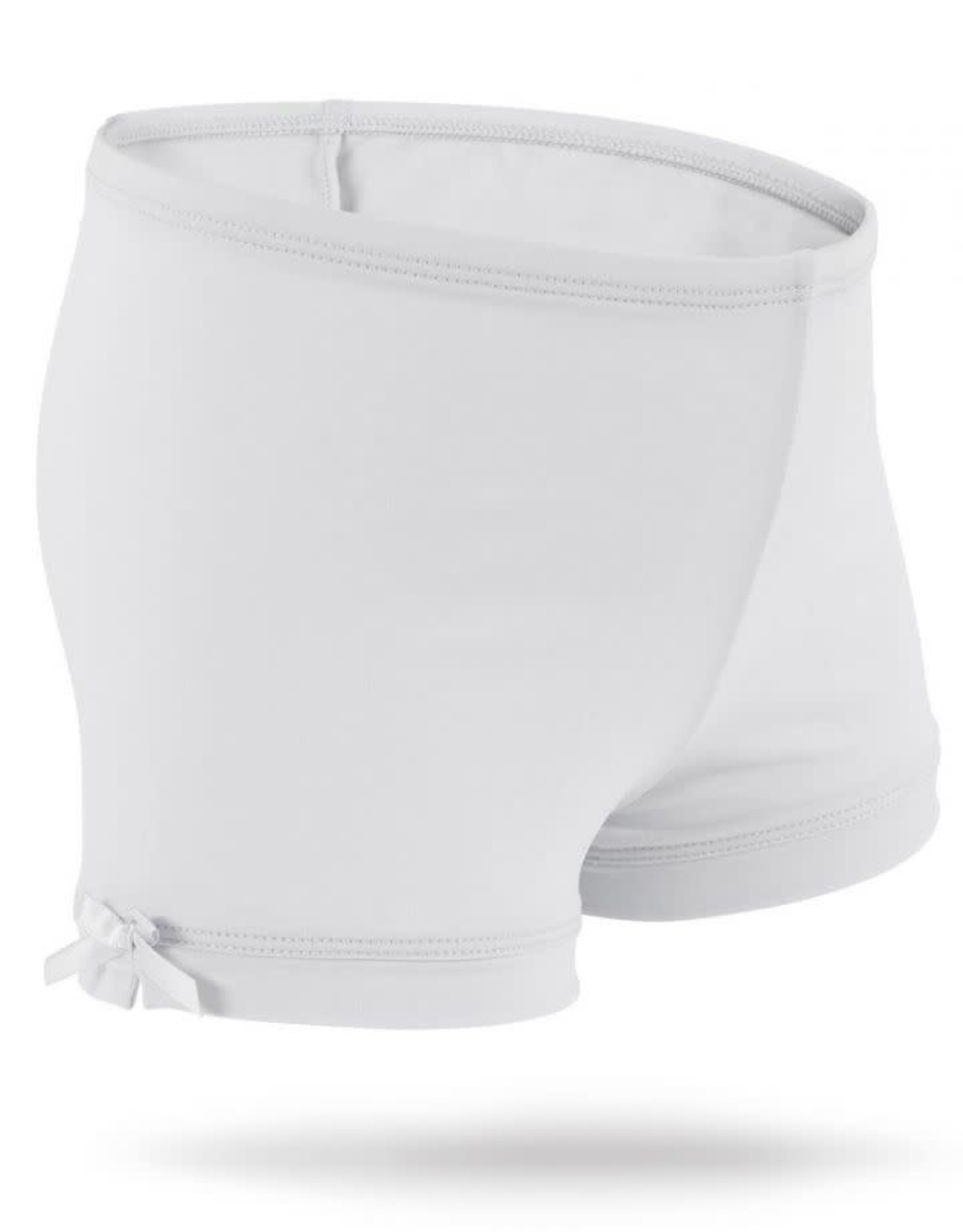 Monkeybar Buddies shorts- white