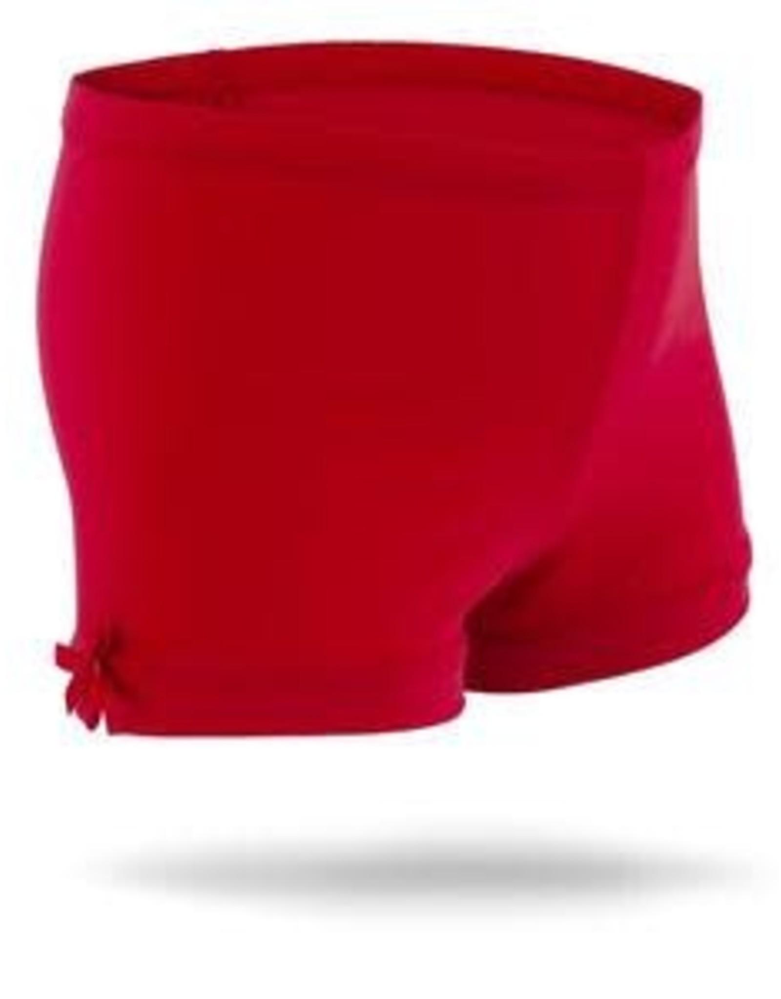 Monkeybar Buddies shorts- red