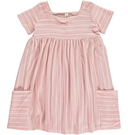 Vignette rylie dress- rose