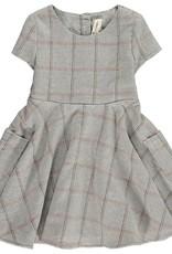 Vignette debbie dress- frost