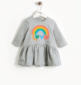 The Bonnie Mob cissy love dress- rainbow