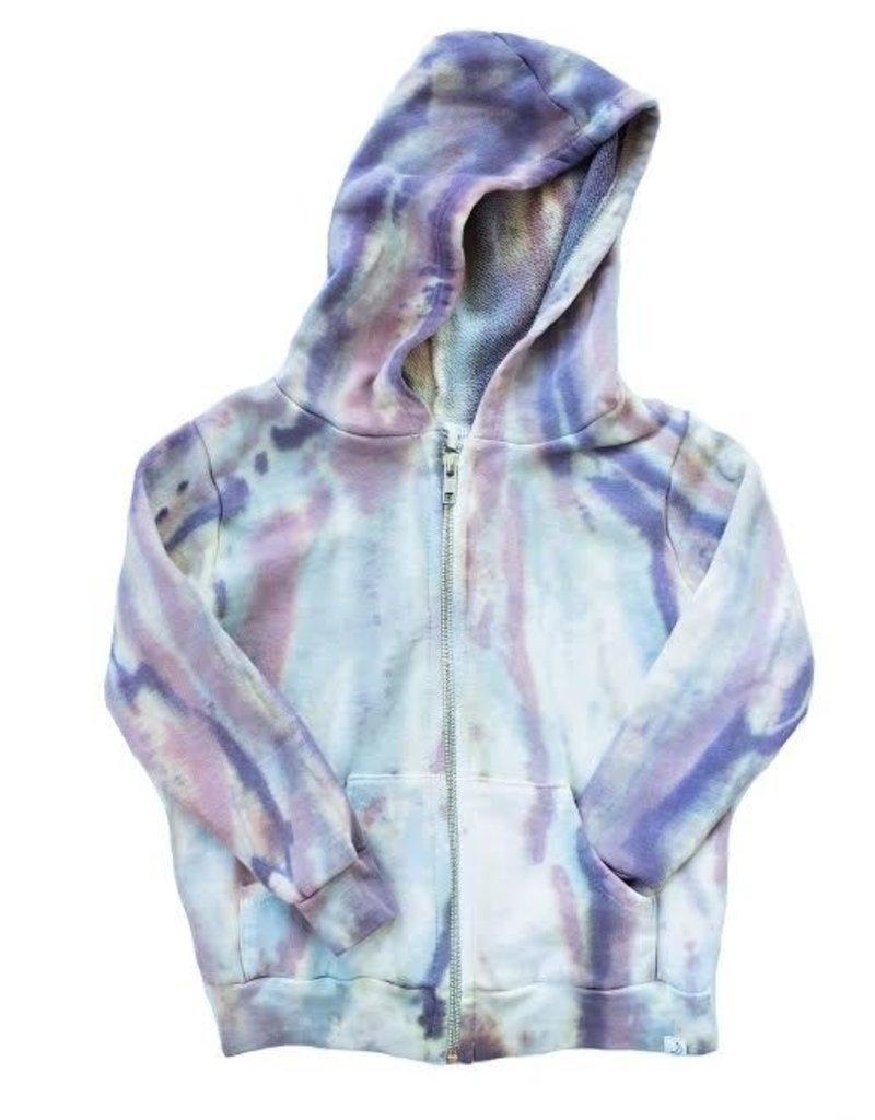 Little Moon Society cove hoodie- dahlia