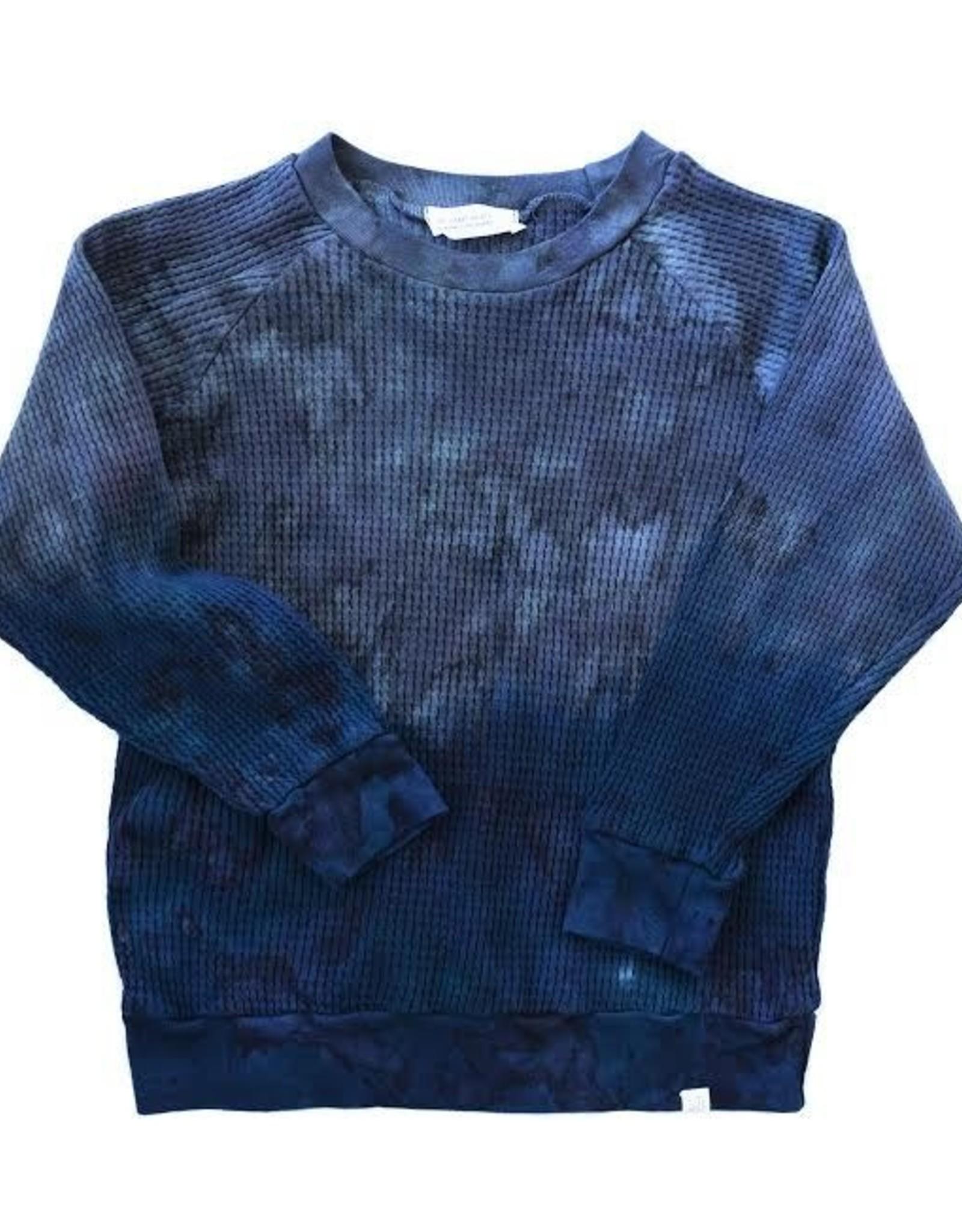 Little Moon Society joshie pullover- colbalt