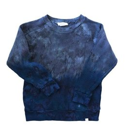 Little Moon Society joshie pullover- colbalt