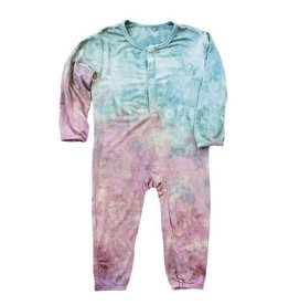 Little Moon Society anderson onesie- blossom