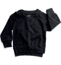 Little Bipsy Collection pullover- black