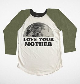 Tiny Whales mother earth tee