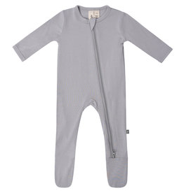 Kyte Baby zippered footie- storm