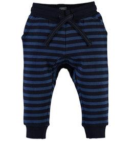 Babyface stripe joggers- blue