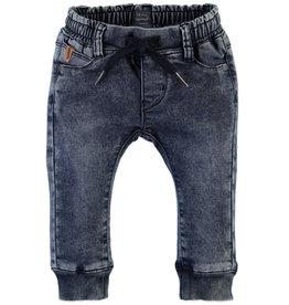 Babyface jean jogger- blue denim