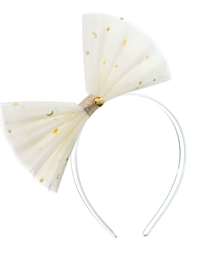 Lilies & Roses HB tulle- ivory