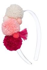 Lilies & Roses HB Pom Pom Pink