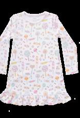 Noomie night dress- pink lollipops