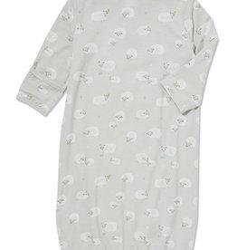 Angel Dear grey sheep gown