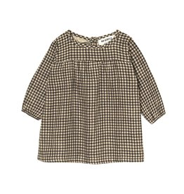 Go Gently Nation mila dress- gingham