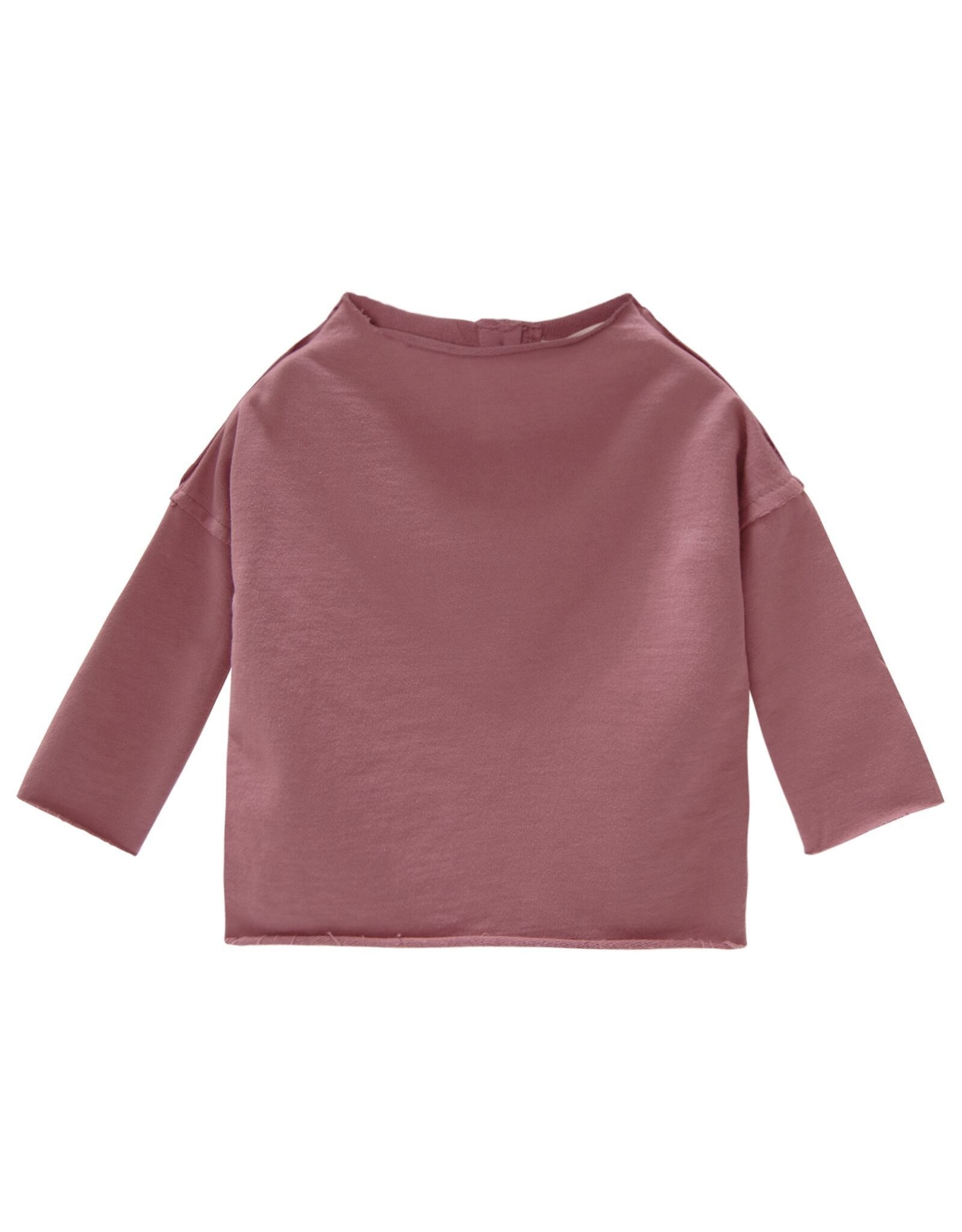 Go Gently Nation pullover sweatshirt- berry