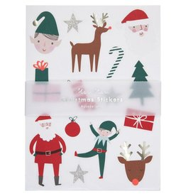 Meri Meri christmas icons stickers