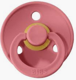 Bibs Pacifiers pacifier- coral