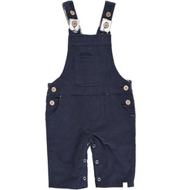 Me & Henry cord overalls- navy