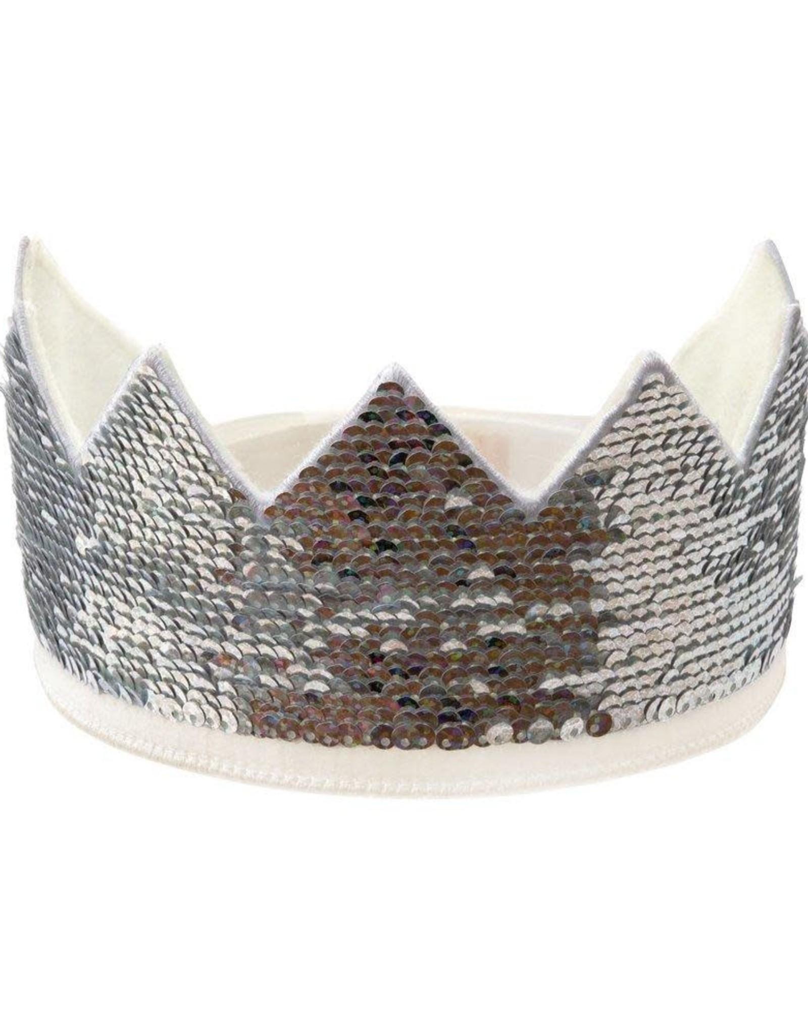 Meri Meri reverse sequin party crown