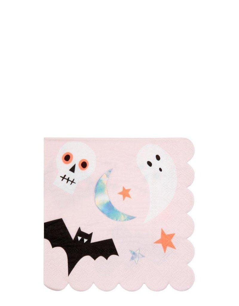 Meri Meri Halloween icon napkins