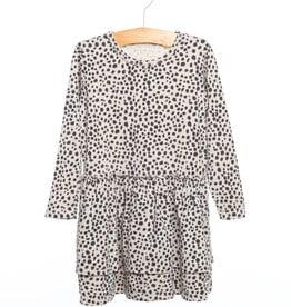Siaomimi freya dress- leopard