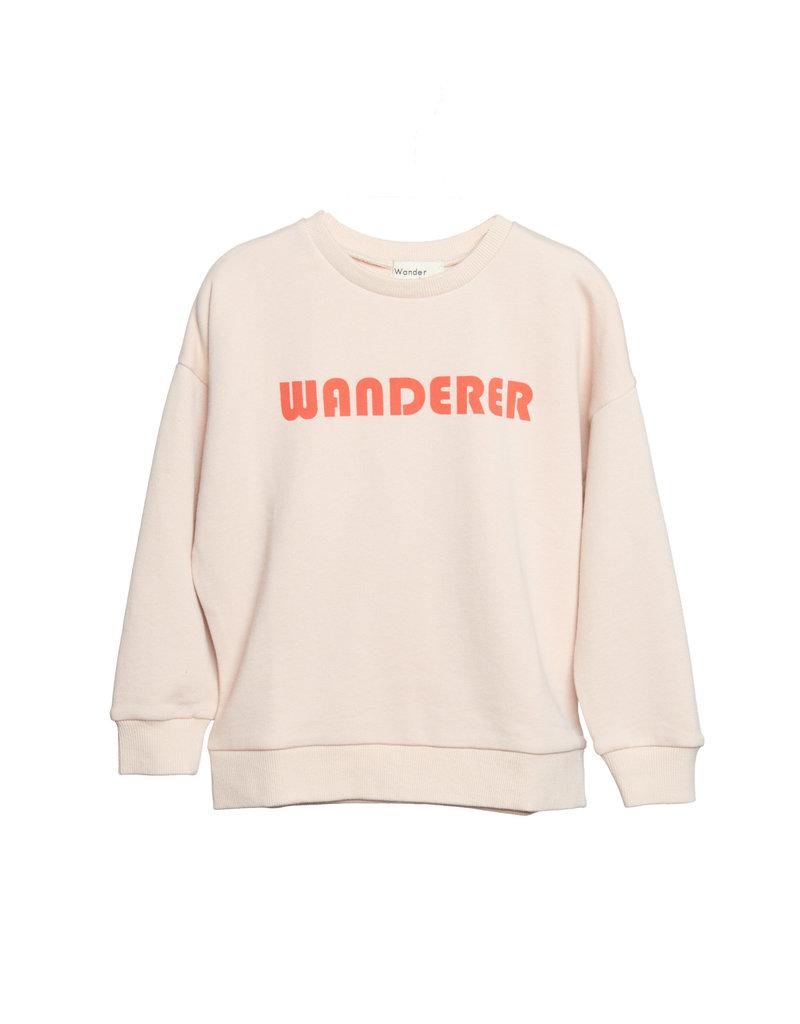 Wander & Wonder wanderer sweatshirt