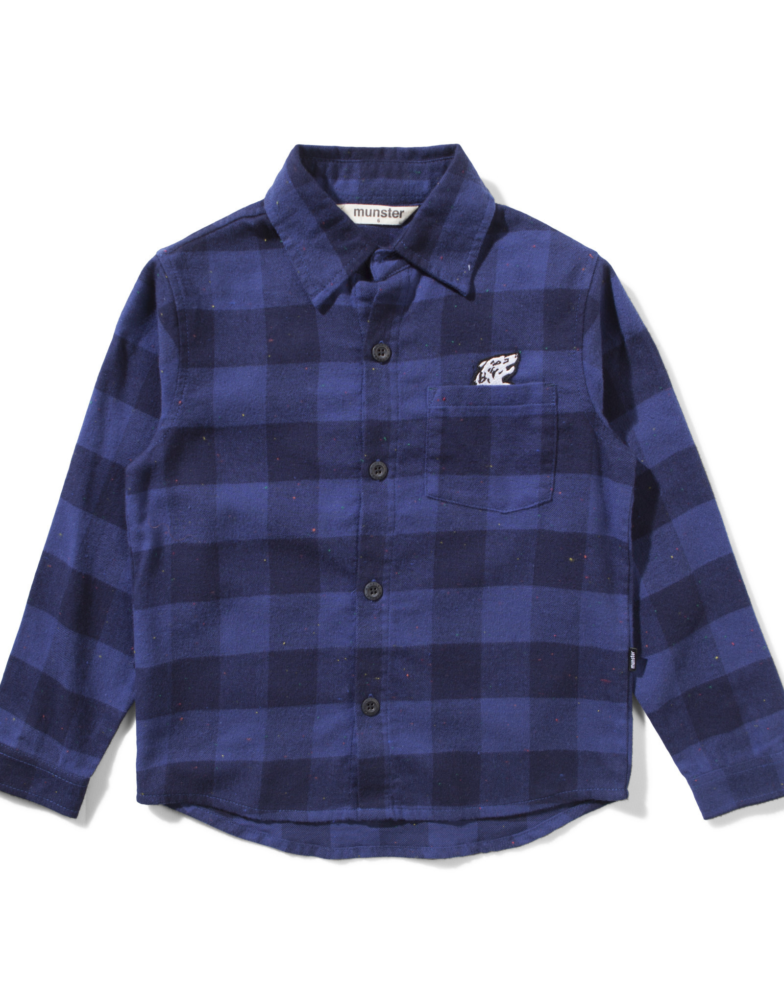 Munster Kids hakuba- blue