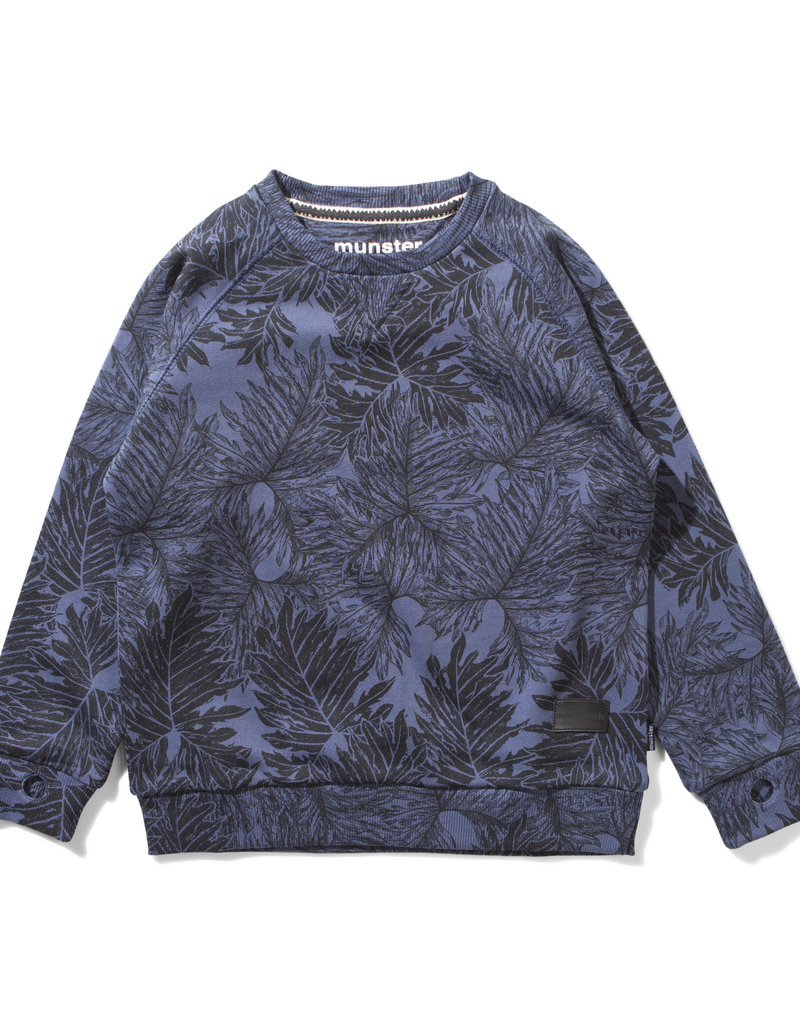 Munster Kids plantlife- blue