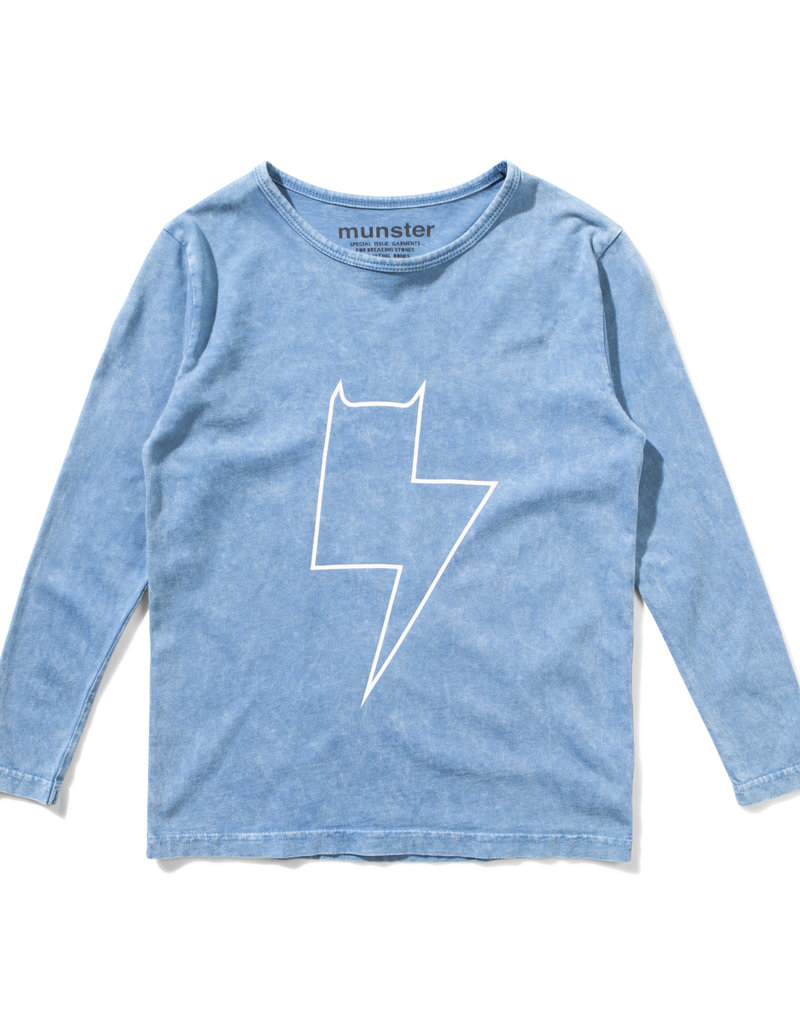 Munster Kids bolter- blue