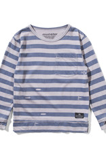 Munster Kids fun lines- grey