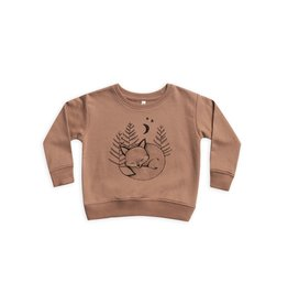 Rylee and Cru fox dreams sweatshirt