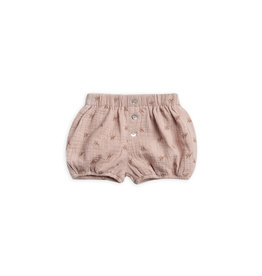 Rylee and Cru leaf button short