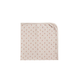 Quincy Mae baby blanket- stone