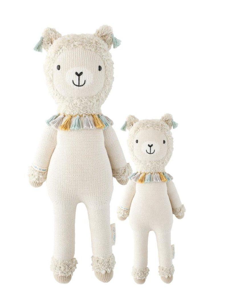 Cuddle+Kind lucas the llama- little