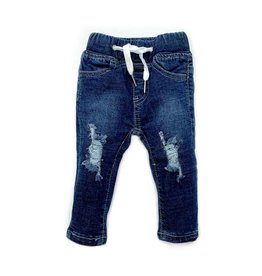 Little Bipsy Collection distressed denim